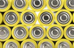 Batteries Stock Photos