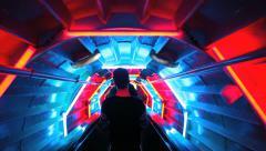 Belgium, Brussels - Atomium 2 Stock Footage