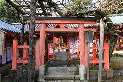 Pagoda in kyoto, japan Stock Photos