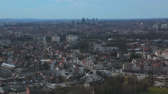 Belgium, Brussels - City 2 Stock Footage