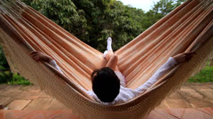 Hammock Stock Footage