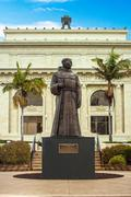 San Buenaventura City Hall Stock Photos