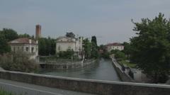 Treviso, Italy Stock Footage