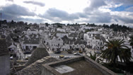 Stock Video Footage of Trulli - traditional homes in Alberobello, Italy