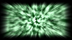 Dazzling blur rays light. Stock Footage