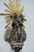 St. Maria and Jezus Stock Photos