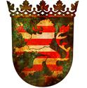 Stock Illustration of hessen coat of arm
