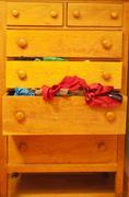 dresser - stock photo