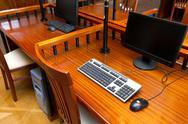 Computers Stock Photos