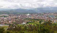 Oviedo , spain Stock Photos
