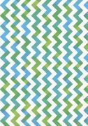 Illustrated abstract pattern Stock Illustration