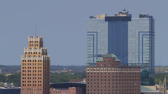 Niagara Falls New York Casino Stock Footage