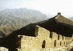 Kiinan muuri Kuvituskuvat