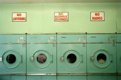 Laundromat Stock Photos