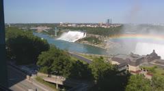 Niagara Gorge Stock Footage