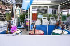 gas-station - stock photo