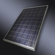 A weathered solar panel Kuvituskuvat