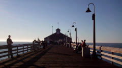 Imperial Beach 1 Stock Footage