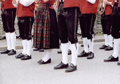 Oktoberfest marssivat bändi Kuvituskuvat
