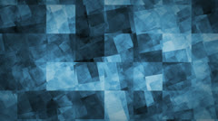 Blocks Optical Illusion – Blue Stock Footage