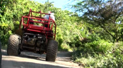 Dune Buggy, Buggies, Off Road Vehicles, 4x4, Quadrunners Stock Footage