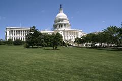US Capitol Building, Washington, DC, USA Stock Photos