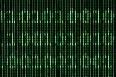 digital pixels - stock photo
