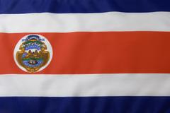 Flag of Costa Rica Kuvituskuvat
