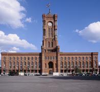 Kaupungintalo, Berliini, Saksa Kuvituskuvat