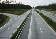 A motorway Stock Photos