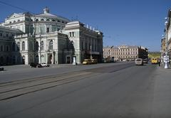 St Petersburg, Russia - stock photo
