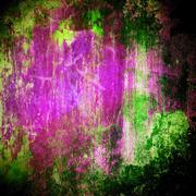 abstract grunge  wall - stock illustration