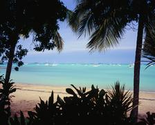 Airlie Beach - stock photo