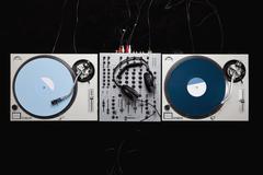 DJ equipment Stock Photos