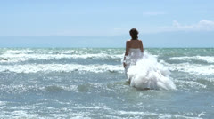 Mermaid Wedding S HD Stock Footage