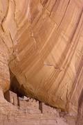 White House Ruins, Canyon De Chelly National Monument, Chinle, Arizona, USA Stock Photos