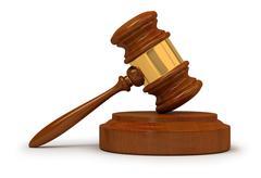Tuomari nuija Piirros