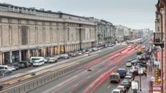 St. Petersburg - stock footage