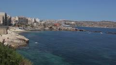 Maltese impressions - Budgiba _1 Stock Footage