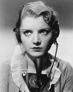 Portrait of telephone operator Stock Photos