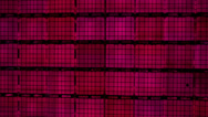 Stock Video Footage of Colorfull cubes wall