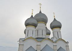 Assumption cathedral Stock Photos