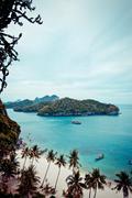 Ang-Thong national marine park, Thailand Stock Photos