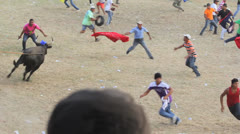 Bullfight 3 Colombia Stock Footage
