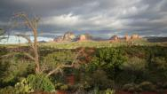 Sedona, Arizona morning Stock Footage
