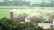 Stock Video Footage of Factory, Manufacturing, Industrial, Pollution