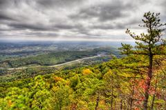 Cumberland gap Stock Photos