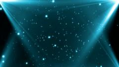 Projection rays 6 Stock Footage