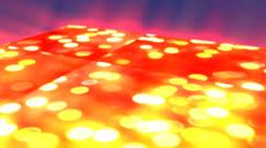 Disco Floor Effect - stock footage