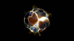 plasma ball - stock footage